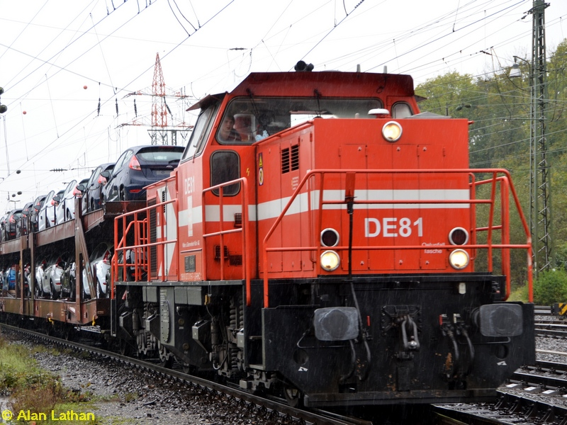 RHC DE 81 Gremberg 8 Oct 2014